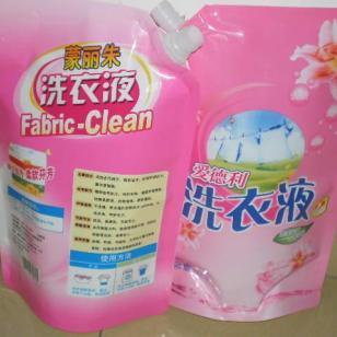 东莞2L洗衣液自立包装袋2000图片