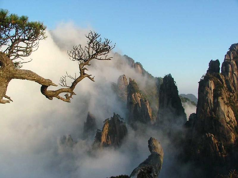 黄山旅游攻略图片 黄山旅游攻略样板图 黄山旅