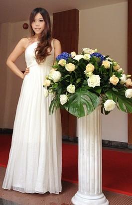 供应广州礼仪模特/静态展示模特/主持/各类特色表演 竖