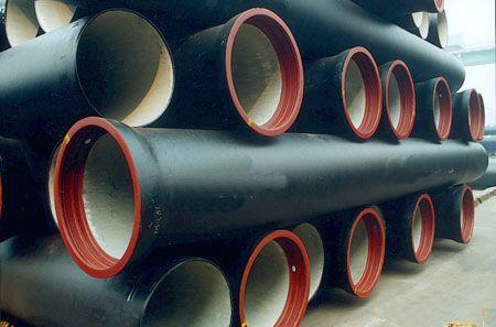 供应襄樊市球墨铸铁管管件及球墨铸铁井