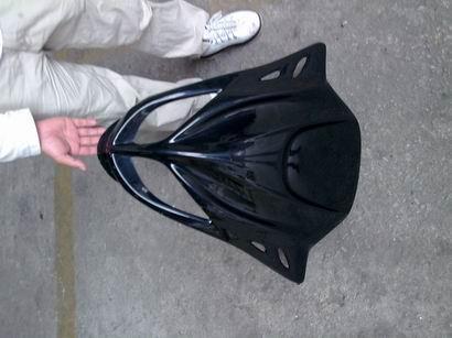供应越野摩托车外壳特种吸塑吸塑加工