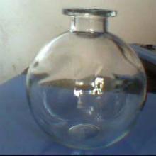 供应圆球玻璃瓶可喷彩色批发