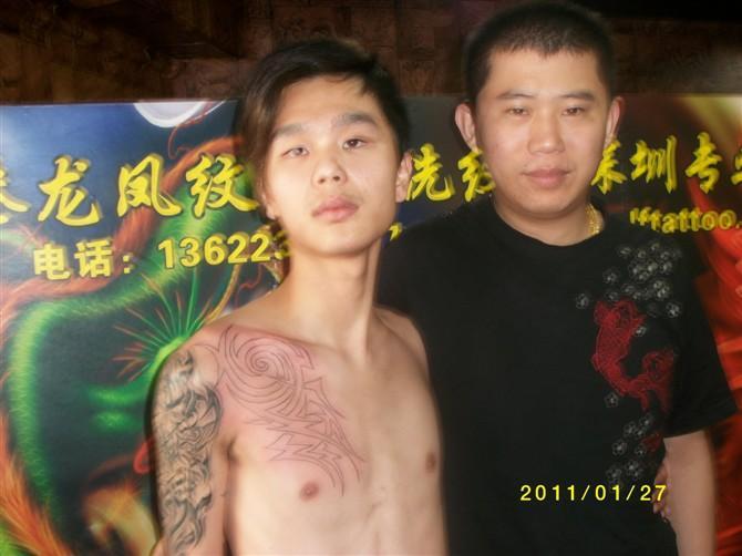 纹身图片|纹身样板图|深圳纹身价格深圳纹身公司深圳