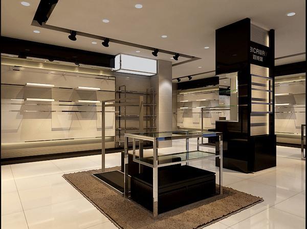 服装店店面--橱窗设计要点图片