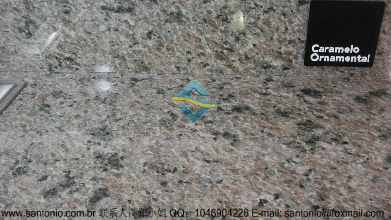 凯麦隆巴西花岗岩荒料生产供应商:SANTO AN