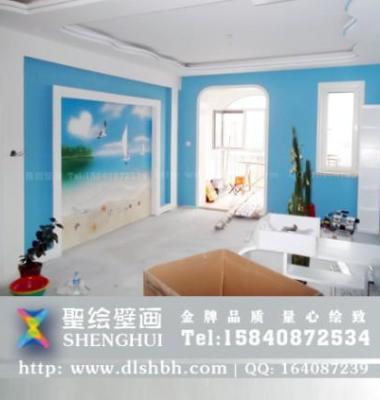 彩绘壁画图片/彩绘壁画样板图 (1)