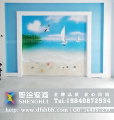 彩绘壁画图片/彩绘壁画样板图 (4)