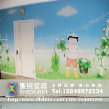 供应大连幼儿园室内外墙绘设计图案批发
