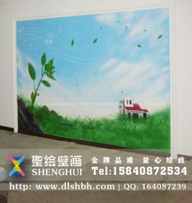 彩绘壁画图片/彩绘壁画样板图 (2)