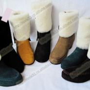 秋冬季防水雪地靴2011新款图片
