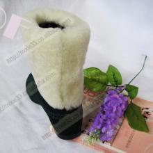 秋冬季女式 短筒 反绒皮出口欧韩日靴子 100羊毛保暖 黑龙江秋