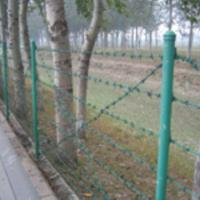供应刺铁丝护栏网