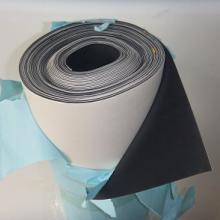 供应印刷机黑底胶橡皮布衬垫 蓝网布图片