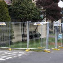 供应活动围栏移动隔离栅临时隔离栅