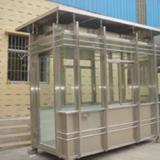 供应株州钢结构艺术岗亭指定生产厂家