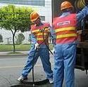 供应苏州园区东环路专业高压清洗排水排污管道化粪池清理抽粪市政工程