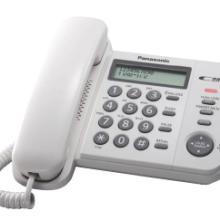 供应东莞松下电话机 松下KX-TS5608来电显示电话机