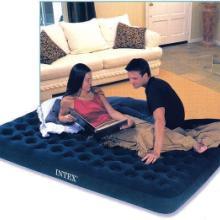 专业充气床厂家批发植绒充气单人床双人床充气床垫系列质量产品报价批发
