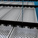 专业加油站吊顶铝条扣板图片