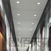 幕墙铝单板图片