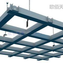 供应吊顶铝格栅天花 10底*35高吊顶铝格栅报价 广东铝格栅厂家批发