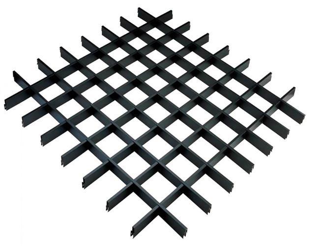 供应哪里的铝格栅天花最便宜福建铝格栅