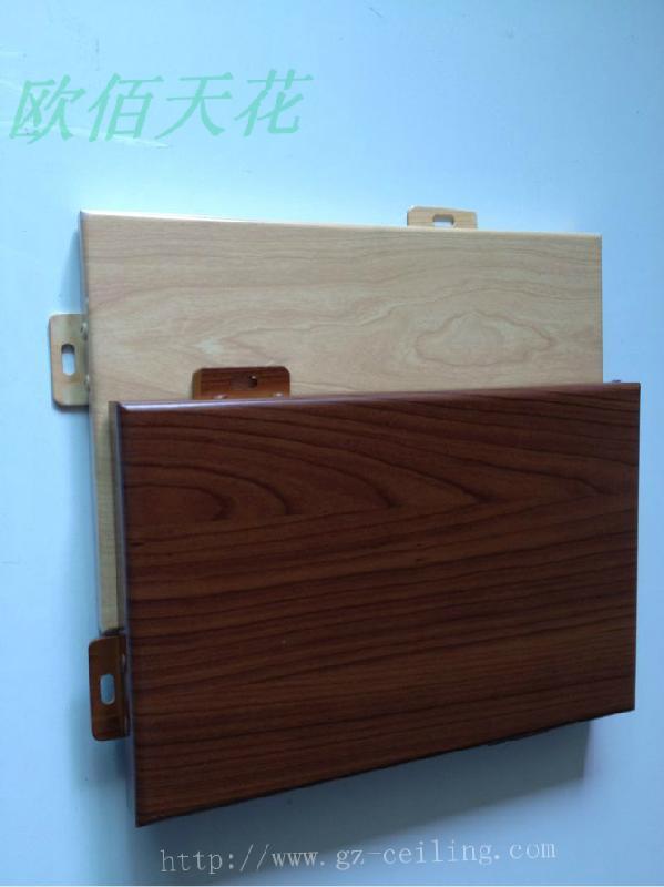 供应氟碳喷涂铝单板粉末喷涂铝板木纹板