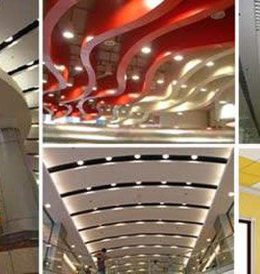 铝扣板天花吊顶图片/铝扣板天花吊顶样板图 (1)