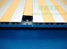 供应中石化专用铝条型扣板-室外防风铝条型扣板-中海石油S300面铝条型扣板图片图片