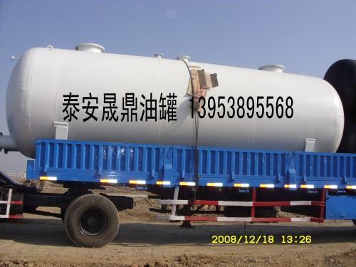 供应山东油罐图片
