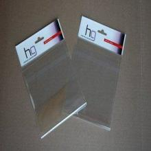 供应OPP卡头袋塑料包装袋