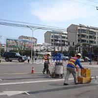 道路划线施工/道路划线设备/停车场