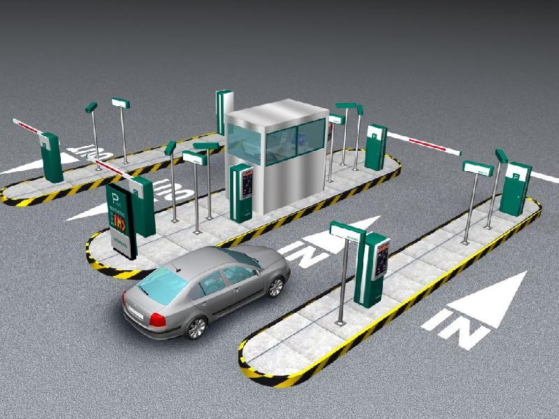Parking Sensors For Smart Car