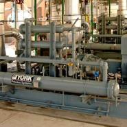 氯气液化压缩机图片