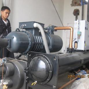 冷冻机组,结晶冷冻机组图片