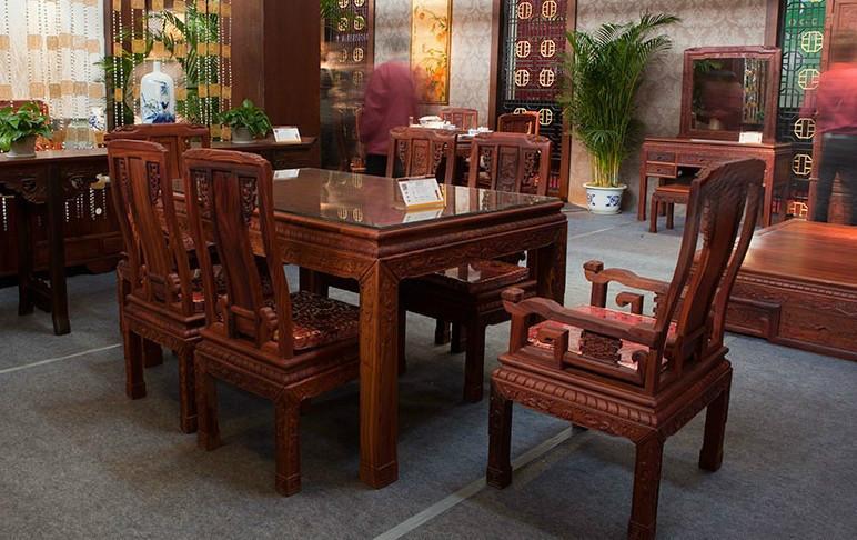 2013年有红木古典家具展_2013年广东方圆家具厂番禺图片