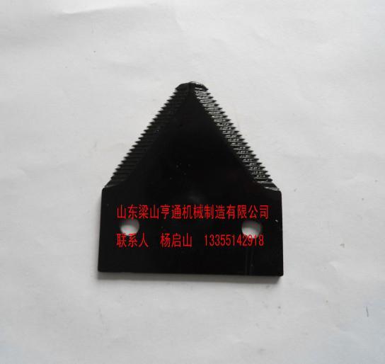供应济宁收割机刀片