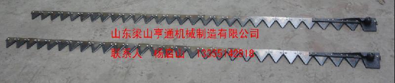 供应收割机刀杆总成