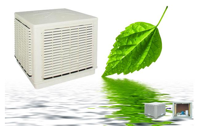 天蓝风厂房降温通风设备有限公司