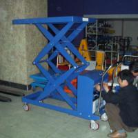 供应1-2吨移动式升降平台