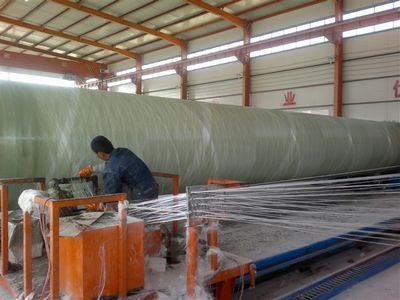 供应玻璃钢夹砂管道玻璃钢输水管道