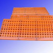供应河北聚氨酯筛板供应商/河北聚氨酯筛板批发商批发