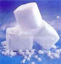 山东干冰图片