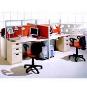 深圳办公家具办公屏风订做图片