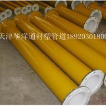 供应钢塑管/钢塑涂塑管/天津华洋通钢塑喷塑钢管