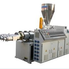 供应电工套管(16mm-32mm)一出四押出生产设备 产品远销国