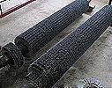 安庆特力毛刷加工厂生产各类工业刷辊,毛刷价格实惠质量第一
