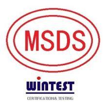 供应腮红膏MSDS认证、腮红粉MSDS认证、唇膏MSDS认证