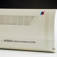 南京国威WS824程控集团电话交换机编程维修调试维护安装热诚为您服务批发