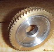 大量销售电动刀架蜗轮蜗杆图片